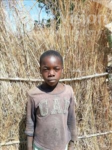 Choose a child to sponsor, like this little boy from Keembe, Chrispine age 9