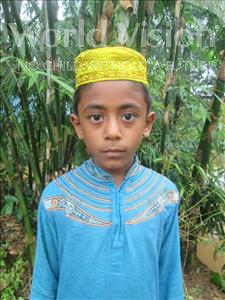 Choose a child to sponsor, like this little boy from Ghoraghat, Rabbi age 12