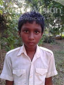 Choose a child to sponsor, like this little boy from Ghoraghat, Mohanur age 11