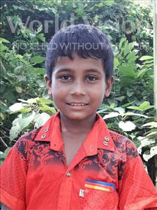 Choose a child to sponsor, like this little boy from Ghoraghat, Sohag Milon age 10