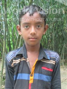 Choose a child to sponsor, like this little boy from Ghoraghat, Zakirul age 10