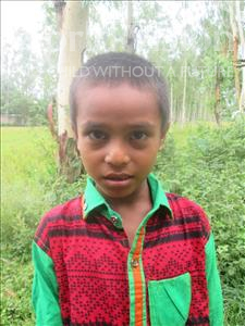 Choose a child to sponsor, like this little boy from Ghoraghat, Mohammad age 8