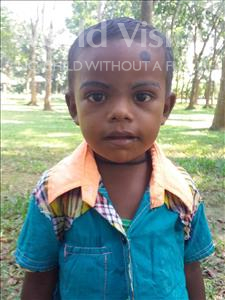 Choose a child to sponsor, like this little boy from Ghoraghat, Bappi age 4