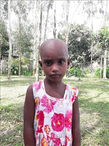 Choose a child to sponsor, like this little girl from Ghoraghat, Laboni age 4