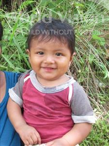 Choose a child to sponsor, like this little boy from Maya, Carlos Roberto age 2