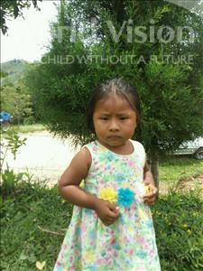 Choose a child to sponsor, like this little girl from Maya, Yaquelin Damaris age 2
