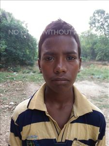 Choose a child to sponsor, like this little boy from Bhojpur, Govinda age 13