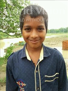 Choose a child to sponsor, like this little boy from Bhojpur, Arjun age 10