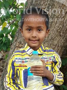 Choose a child to sponsor, like this little boy from Bhojpur, Samir age 7