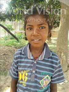 Choose a child to sponsor, like this little girl from Bhojpur, Rita age 8