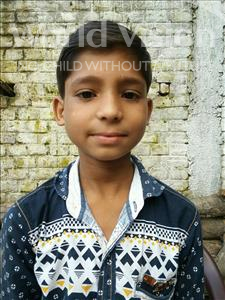 Choose a child to sponsor, like this little boy from Bhojpur, Samsher age 12
