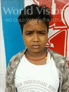 Choose a child to sponsor, like this little boy from Patna, Karan age 13