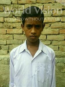Choose a child to sponsor, like this little boy from Vaishali, Rahul age 9