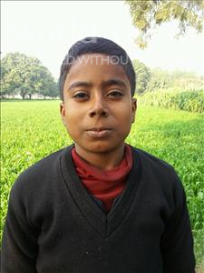 Choose a child to sponsor, like this little boy from Vaishali, Rohan age 7