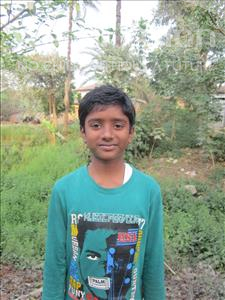 Choose a child to sponsor, like this little boy from Vaishali, Nagesh age 11
