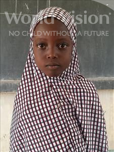 Choose a child to sponsor, like this little girl from Sirba, Nafissa age 6