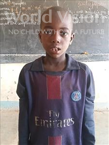 Abdoulzelil, aged 9, from Niger, is hoping for a World Vision sponsor