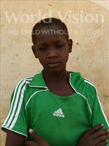 Choose a child to sponsor, like this little boy from Komabangou, Abdoul Razak age 9