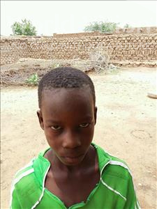 Choose a child to sponsor, like this little boy from Komabangou, Abdoulhabou age 9