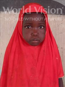 Choose a child to sponsor, like this little girl from Komabangou, Zeinabou age 7