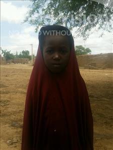 Choose a child to sponsor, like this little girl from Komabangou, Tahirou age 6