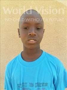 Choose a child to sponsor, like this little boy from Loul, Ismaila age 11