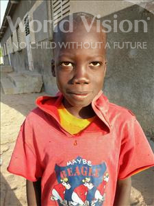 Choose a child to sponsor, like this little boy from Loul, Hamad Codou age 9