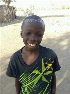 Choose a child to sponsor, like this little boy from Loul, Marcel Dibe age 10