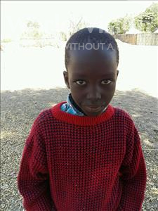Choose a child to sponsor, like this little boy from Loul, El Hadji Moussa age 8