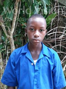 Choose a child to sponsor, like this little boy from Jong, Sulaiman age 10