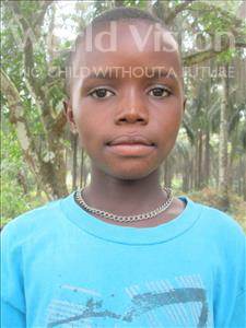 Choose a child to sponsor, like this little boy from Jong, Foday age 12