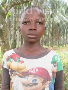 Choose a child to sponsor, like this little boy from Jong, Ibrahim age 11