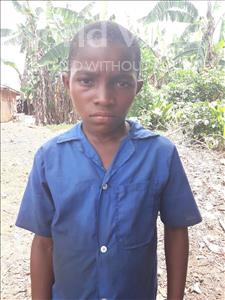 Choose a child to sponsor, like this little boy from Tegloma, Issa age 10