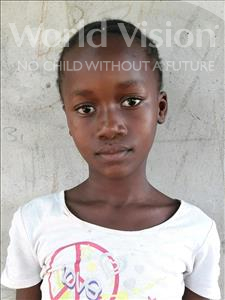 Choose a child to sponsor, like this little girl from Jaiama Bongor, Adama age 11