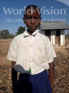 Choose a child to sponsor, like this little girl from Kilimatinde, Roda Elieza age 11