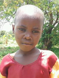 Choose a child to sponsor, like this little girl from Kilimatinde, Maria Elisha age 8
