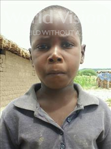 Choose a child to sponsor, like this little girl from Kilimatinde, Monica Lukasi age 4
