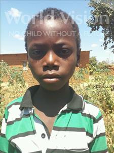 Choose a child to sponsor, like this little boy from Kilimatinde, Shingolyo Ndilana age 6