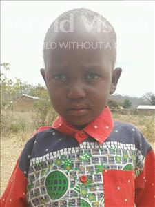 Choose a child to sponsor, like this little boy from Kilimatinde, Ally Mwinyi age 4