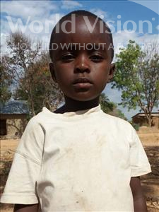 Choose a child to sponsor, like this little girl from Kilimatinde, Janeth Ezekiely age 5