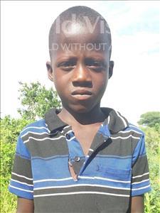 Choose a child to sponsor, like this little boy from Kilimatinde, Anjerius Enyasi age 8