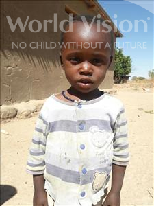 Choose a child to sponsor, like this little boy from Kilimatinde, Gilas Agostino age 2