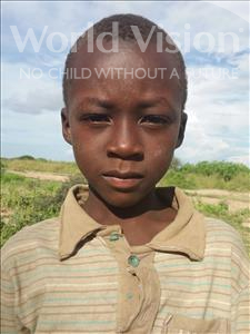 Choose a child to sponsor, like this little boy from Kilimatinde, Mateo Edward age 9