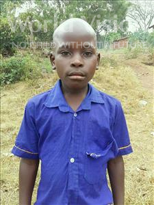 Choose a child to sponsor, like this little boy from Kibiga-Mulagi (Kimu), John age 10