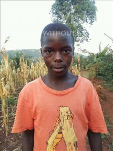 Choose a child to sponsor, like this little boy from Kibiga-Mulagi (Kimu), Jimmy age 10