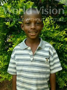 Choose a child to sponsor, like this little boy from Kibiga-Mulagi (Kimu), Lawrence age 9
