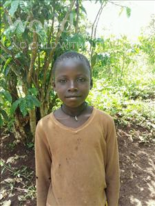 Choose a child to sponsor, like this little boy from Ntwetwe, Emmanuel age 12
