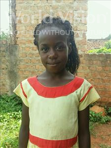 Choose a child to sponsor, like this little girl from Ntwetwe, Julliet age 11