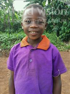 Choose a child to sponsor, like this little boy from Ntwetwe, Ivan age 9