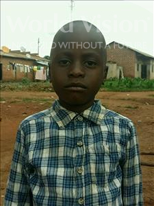 Choose a child to sponsor, like this little boy from Ntwetwe, Paul age 2